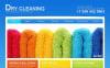 Cleaning Moto CMS HTML Template New Screenshots BIG