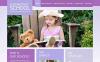 Plantilla Moto CMS HTML para Sitio de Escuelas primarias New Screenshots BIG