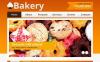 Szablon Moto CMS HTML #43936 na temat: piekarnia New Screenshots BIG