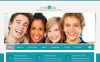 Template Moto CMS HTML para Sites de Formação Profissional №43935 New Screenshots BIG