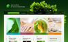 Template Moto CMS HTML para Sites de Herbal №43932 New Screenshots BIG