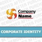 Corporate Identity Template 4421