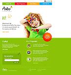 Art & Photography Website  Template 44002