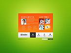 Web design Website  Template 44011