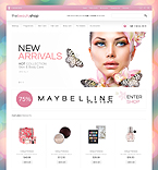 Beauty OpenCart  Template 44026