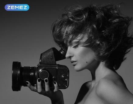 Art & Photography Joomla Template