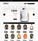 Fashion OpenCart  Template 44053