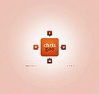 Web design Website  Template 44059