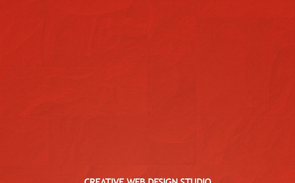 Bootstrap szablon strony www #44065 na temat: studio projektowe New Screenshots BIG