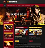 Security Moto CMS HTML  Template 44080