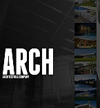 Architecture Facebook HTML CMS  Template 44098
