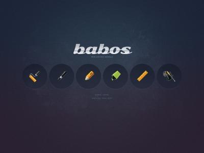 Bootstrap szablon strony www #44057 na temat: studio projektowe