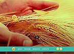Agriculture Website  Template 44141
