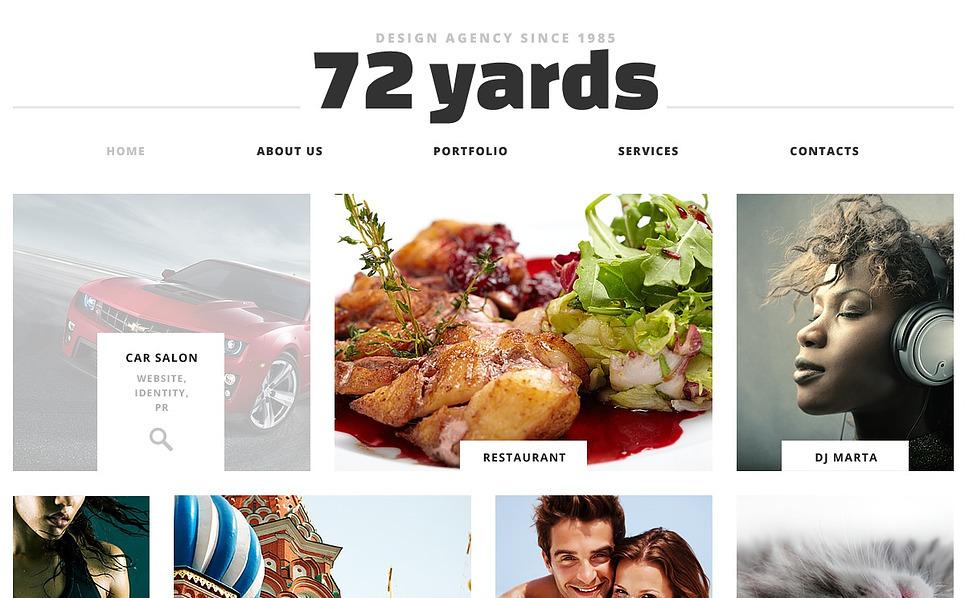 Bootstrap szablon strony www #44150 na temat: studio projektowe New Screenshots BIG