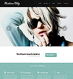 Fashion Joomla  Template 44160