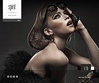 Art & Photography Joomla  Template 44185