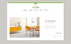 Furniture Website  Template 44189