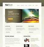 Template 44220 Flash Cms Template 2.0