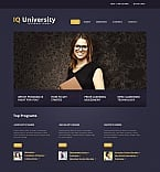 Education Moto CMS HTML  Template 44223