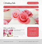 Wedding Moto CMS HTML  Template 44226