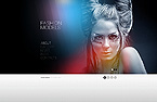 Fashion Website  Template 44281