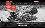 Animals & Pets Website  Template 44283
