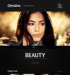 Art & Photography Website  Template 44291