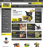 OpenCart  Template 44302