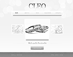 Jewelry Website  Template 44312