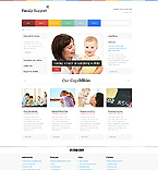 Website  Template 44315