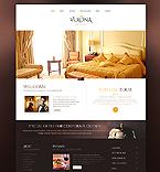 Hotels Website  Template 44316