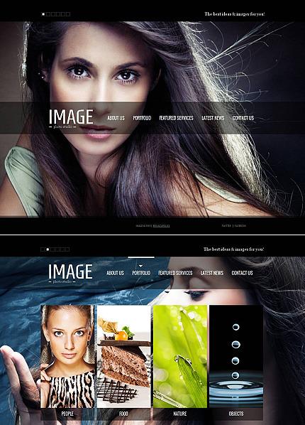 Plantilla Para Galería De Fotos #44318 para Sitio de Estudio fotográfico MotoCMS