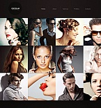Art & Photography Photo Gallery  Template 44319