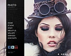 Art & Photography Photo Gallery  Template 44320