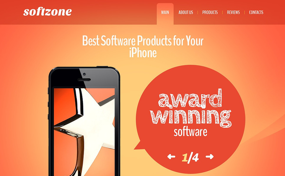 Bootstrap Website template over Softwarewinkel  New Screenshots BIG