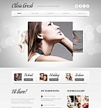 Art & Photography Photo Gallery  Template 44371