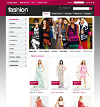 Fashion osCommerce  Template 44387
