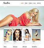 Art & Photography Website  Template 44393