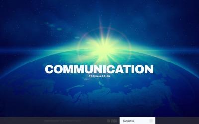 Bootstrap szablon strony www #44311 na temat: komunikacja