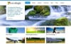 Environmental Moto CMS HTML Template New Screenshots BIG