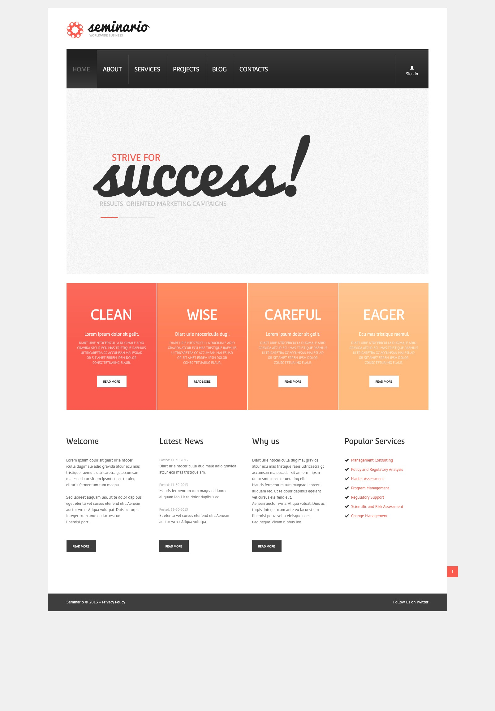 marketing campaign templates