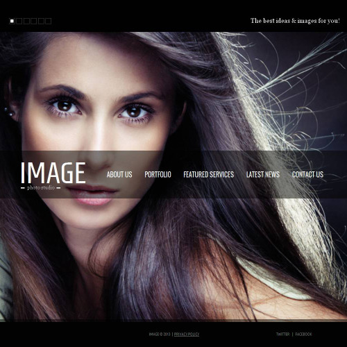 Image - Photo Gallery Template