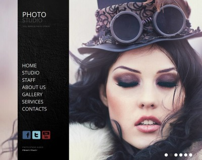 Szablon Galerii Zdjęć #44320 na temat: studio fotografii