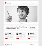 Website  Template 44426