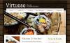 Plantilla Moto CMS HTML para Sitio de Cocina New Screenshots BIG