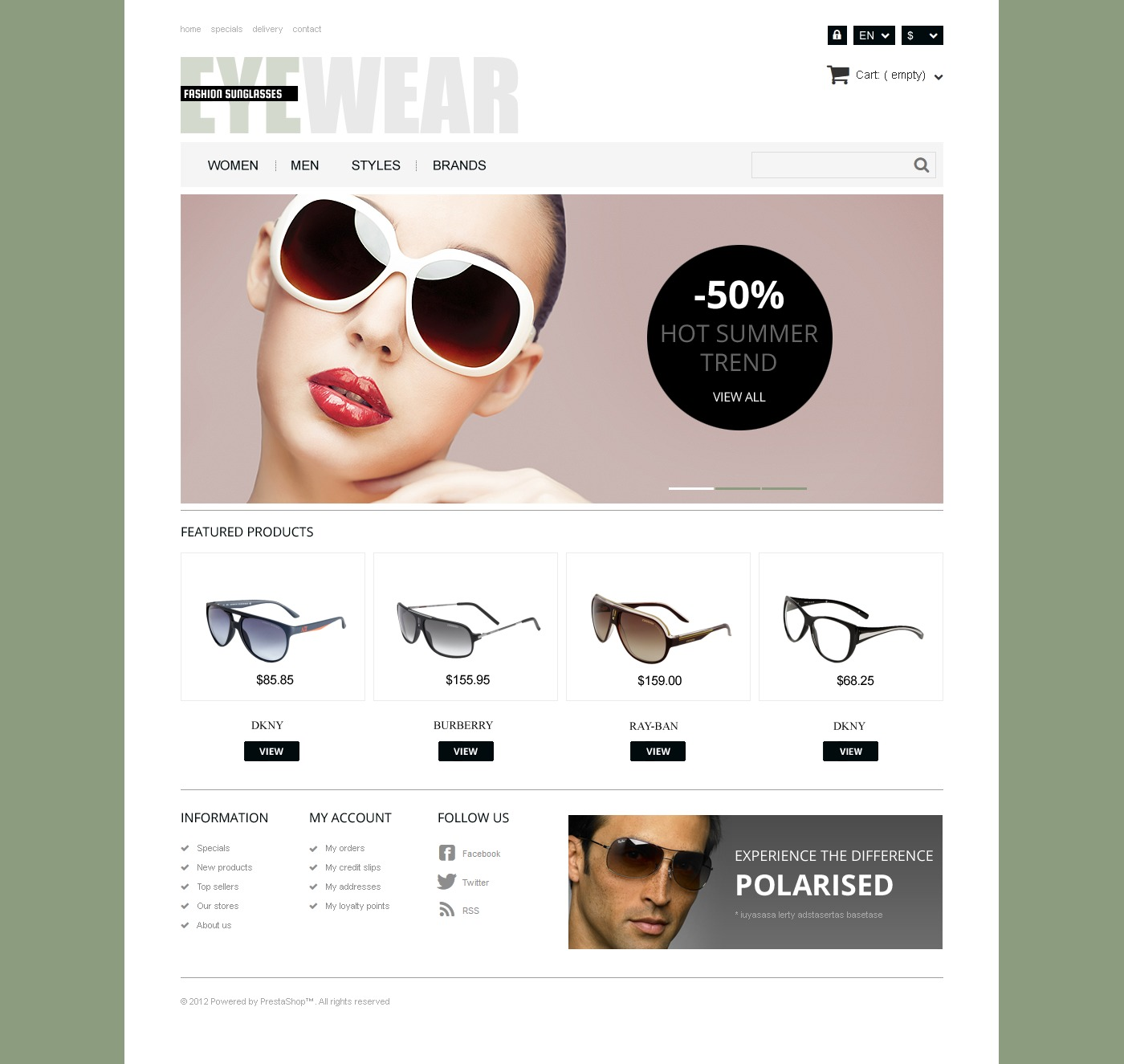 e0d184175b0 Responsive Eyewear Store PrestaShop Theme  44450