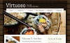 Tema Moto CMS HTML  #44463 per Un Sito di Cucina New Screenshots BIG
