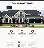 Real Estate WordPress Template 44517
