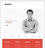 WordPress Template 44526