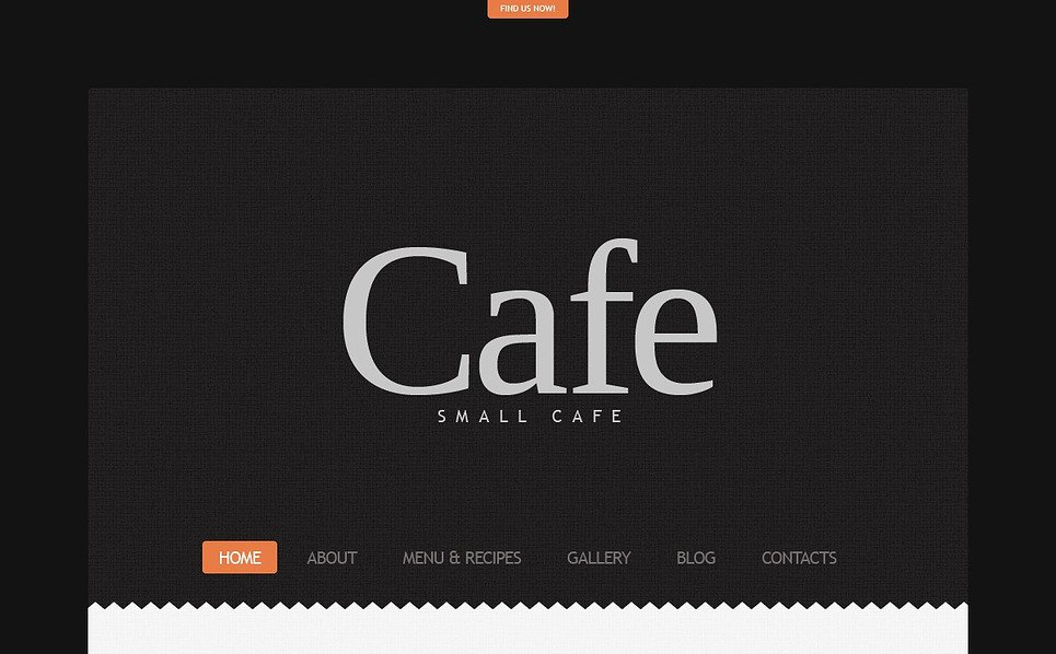 Responsive Joomla Template over Café  New Screenshots BIG